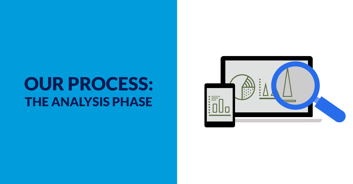 Our Process - The Analysis Phase Banner