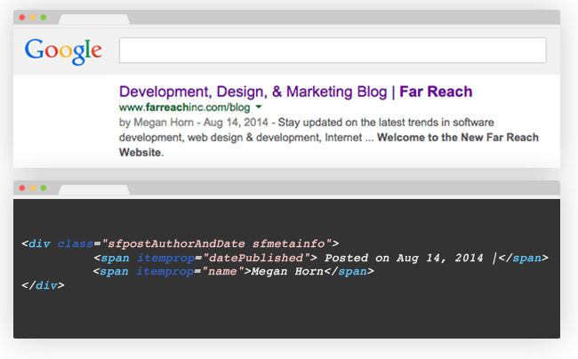 Rich Snippets and Schema Markup