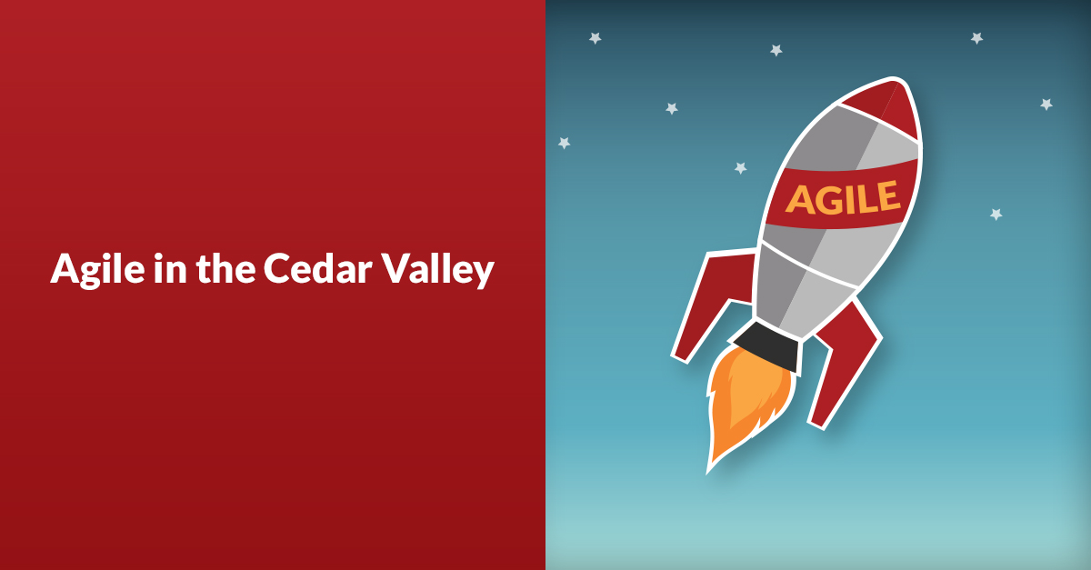 Agile in the Cedar Valley