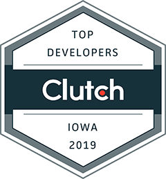 Top Developers Clutch 2019 logo