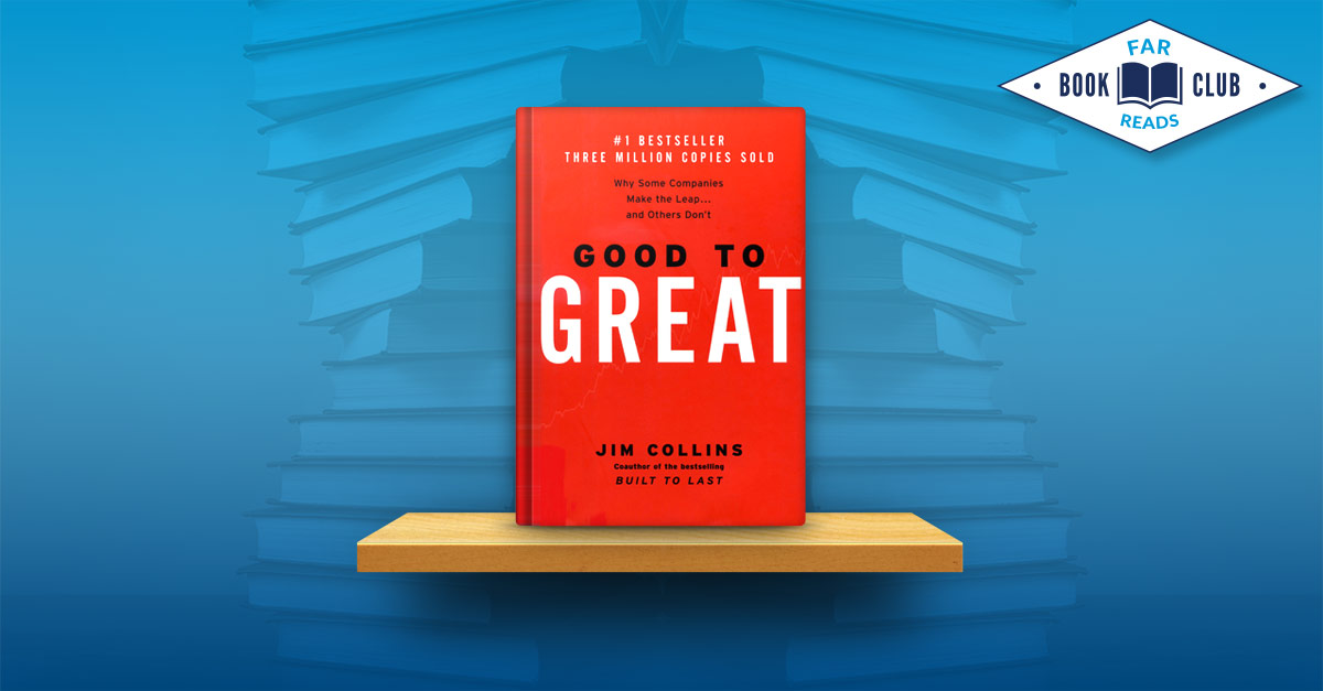 Good To Great Book