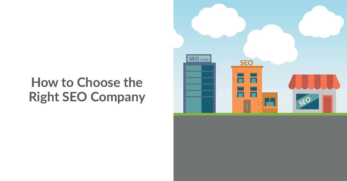How to Choose the Right SEO Company | Far Reach Blog Post