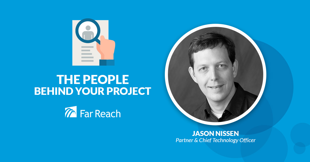 Jason Nissen Far Reach Partner