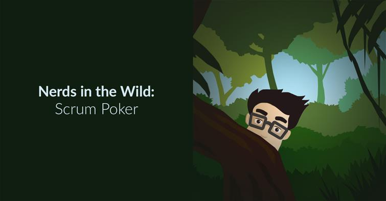 Nerds In The Wild – Scrum Poker