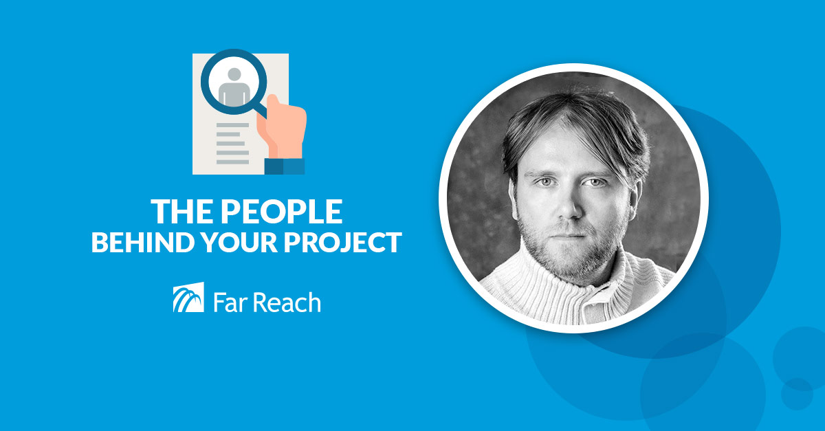 People Behind the Project – Marco Carrera