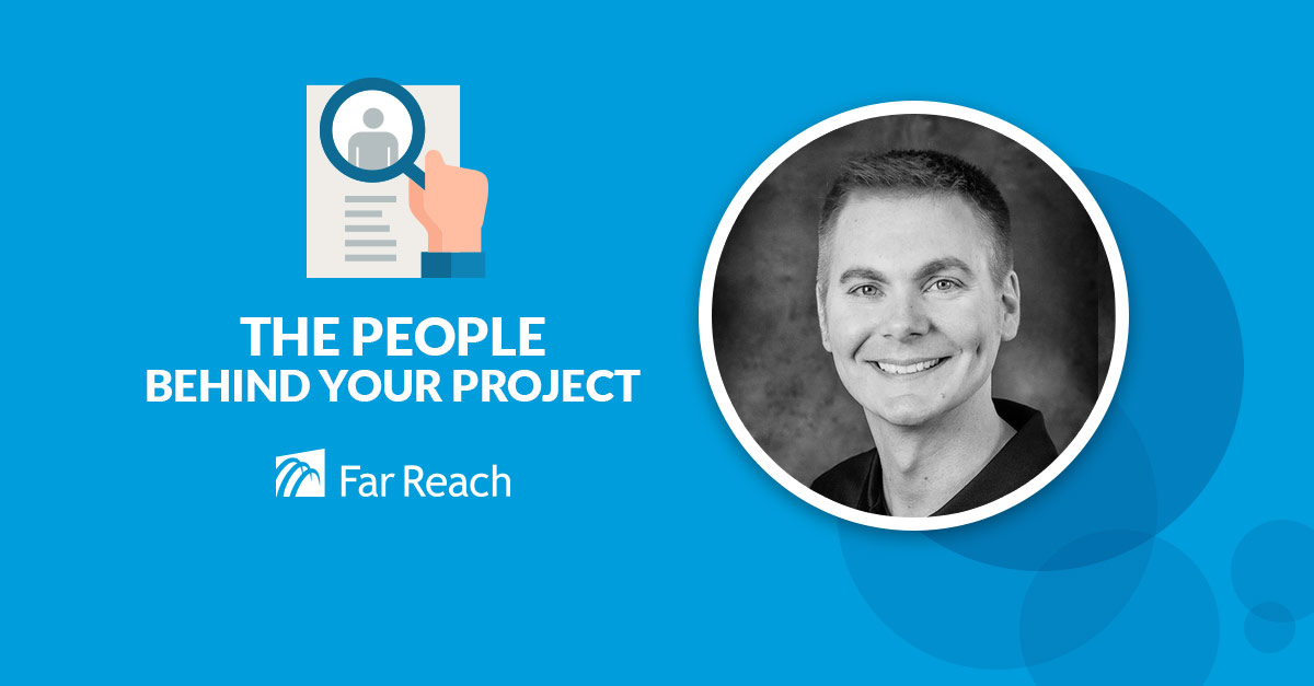 People Behind the Project – Michael Saathoff