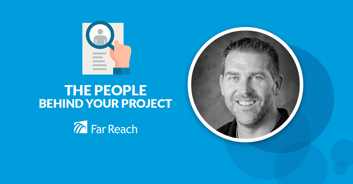 The People Behind Your Project – Brian Gorman