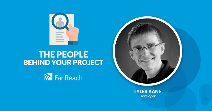 Tyler Kane Web Developer Far Reach