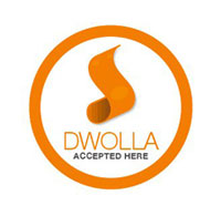Dwolla Accepted Here