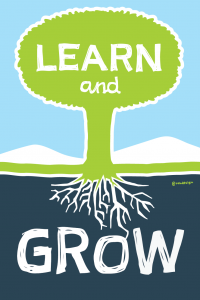 Image result for learn and grow