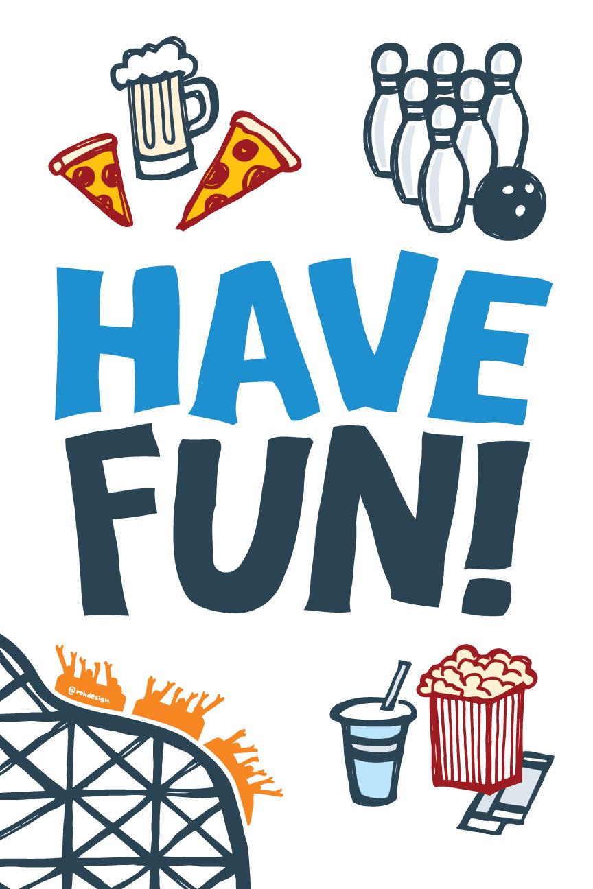 Core Value #10: Have Fun | Far Reach Blog