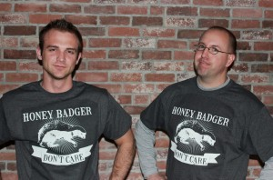 Honey Badger Don't Care Shirts