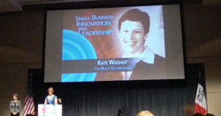 Kate Washut Woman of Innovation