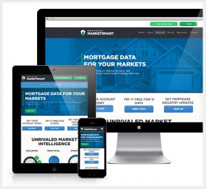 Mortgage MarketSmart Responsive Website Design