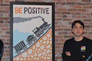 Be Positive, Far Reach Hackathon