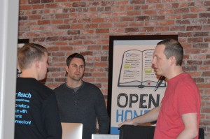 We're a Team, Far Reach Hackathon